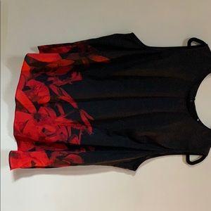Calvin Klein sleeveless shirt size 1X